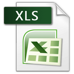 XLS accounting